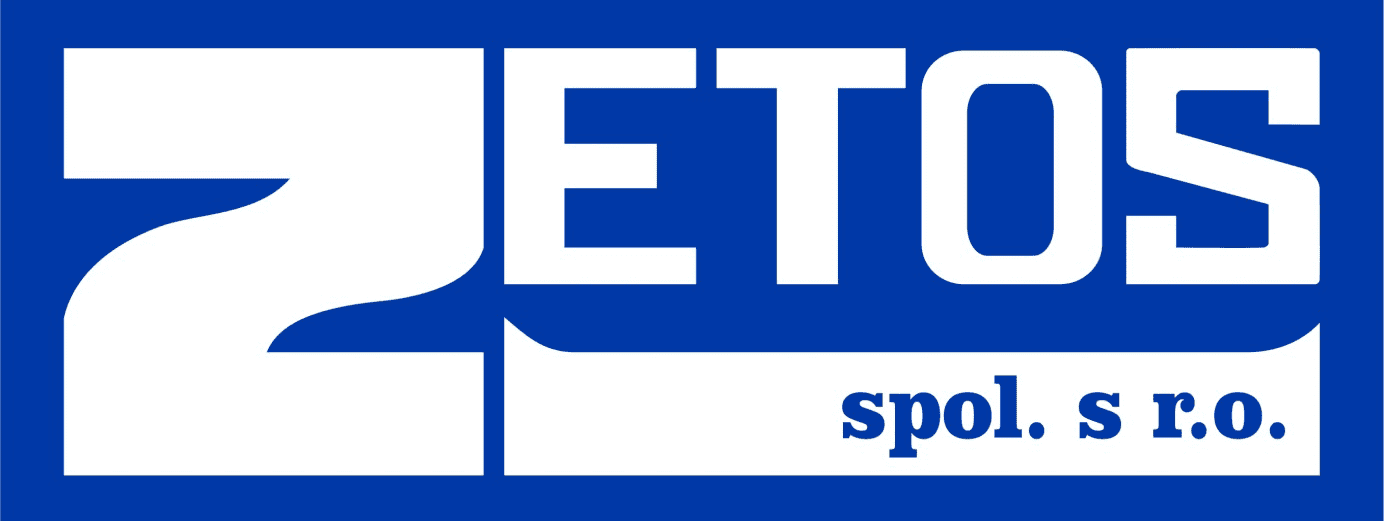 Logo ZETOS spol. s r.o.