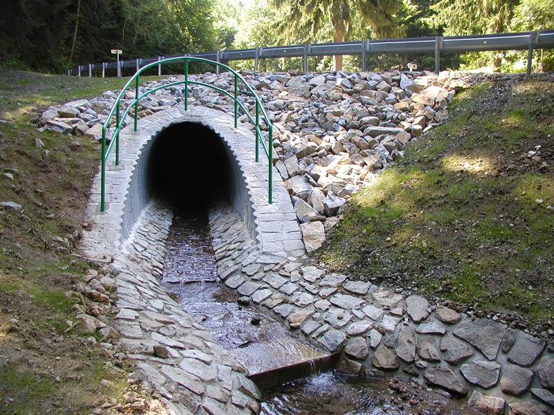 Podzemní kanál